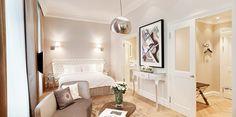 Junior Suite, Hotel Sans Souci Wien (Vienna, Austria)
