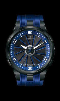 Perrelet XL Turbine Racing watch - Presentwatch.com