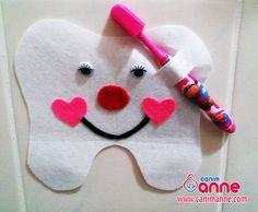 Okul Öncesi Diş Sağlığı Etkinliği Yapılışı http://www.canimanne.com/okul-oncesi-dis-sagligi-etkinligi-yapilisi.html