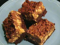 Peanut Squares (Peanut Brittle Cookies) | Recipe | Peanut Brittle ...