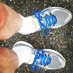 Nieuwe hardloopschoenen