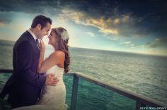 Jupiter Beach Resort wedding