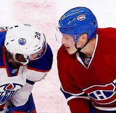 Gally getting under Gazdics skin Montreal Canadiens, Hockey Memes, Hockey Stuff, Hockey Players, Ice Hockey, Skating, My Boys, Nhl, Sassy