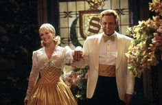 Of all the male co-stars of Glenn Close I like Christopher Walker the best! They're a perfect couple in the films.