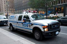 NYPD ESU Pick-Up.