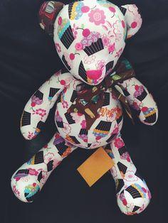 100 % handmade teddy bears //