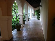 Hotel Bel-Air, Los Angeles, California. An oasis.