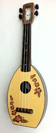 Island Flea by Tiki King - my first ukulele