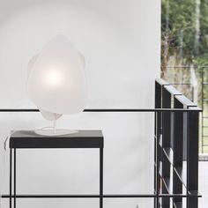 Lampe a poser Screen murano 2 écrans en papier par Market Set