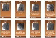 Mizani hair type chart Black Hair Types, Black Hair Care, Natural Hair Types, Natural Hair Journey, Natural Beauty, Ethnic Hairstyles, African American Hairstyles, Hair Type Chart, 4a Hair