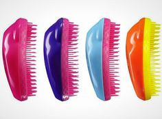 Ditch the boar bristle brush and get a Tangle Teezer.