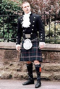 Montrose Doublet Tartan Kilt, Plaid, Scottish Accent, Men In Kilts, Doublet, Style Men, Fun To Be One, Family History, Brave