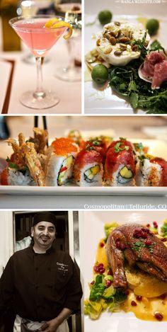 Cosmopolitan Restaurant | Fine Dining in Telluride, CO | FamilyFreshCooking.com
