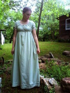 Home-Made-Home: Regency Dress