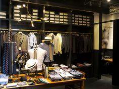 Todd Snyder store in Tokyo – Japan »  Retail Design Blog
