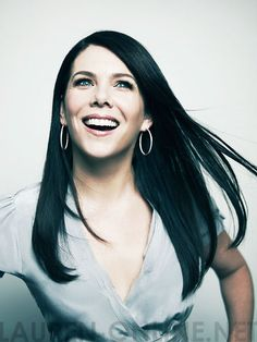 The witty, hilarious Lauren Graham.