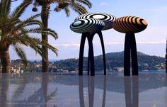 TEHOS (©2013 artmajeur.com/tehos) Sculptures de Tehos - Les arbres cinétiques - taille variable - informations sur demande.