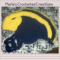 Michigan helmet with face mask. My creation