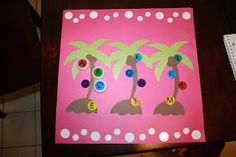 From Kindergarten With Love: Chicka Chicka Boom Boom Letter Game