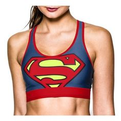 Take you CrossFit training to the hero level during your next WOD in the all new Women's Under Armour Alter Ego Supergirl Bra. Shop Box Basics for the best selection of sports bras from your favorite brands like Under Armour, Nike, Reebok, and more! Free Shipping.