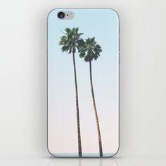 PALMS TOO iPhone & iPod Skin
