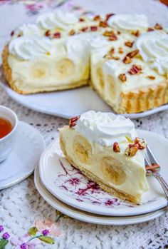Romanian Desserts, Romanian Food, Sweets Recipes, Cake Recipes, Mango Orange Smoothie, Good Food, Yummy Food, Banana Recipes, Something Sweet