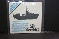1982 Beermat Devenish Cat 053 (1T49) 7/14)