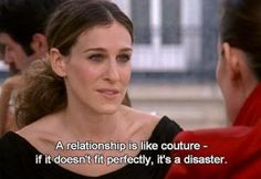 Carrie, SATC