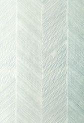 Schumacher's Chevron Texture wallpaper in Mineral