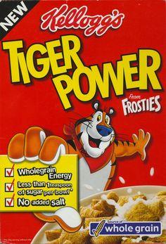 Tiger Power UK ©Kelloggs Company 2005