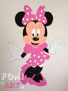 Minnie en Fomi