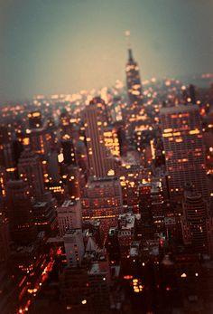Manhattan nights