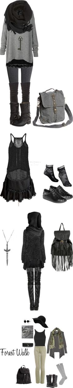 Casual Strega/Strega-lite Collection by daceyrose on Polyvore