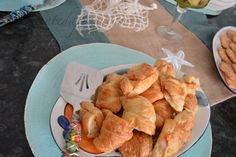 pimento cheese party croissants with strawberry or bacon jam and praline pecans