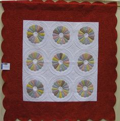 from the Quilt West Show in Perth Western Austrailia via Joan at Leschenault