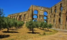 Aqueducto das Amoreiras.