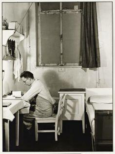 August Sander, 'Political Prisoner [Erich Sander]' 1943, printed 1990