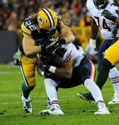 Game Photos: Packers vs. Bears. CLAAAYYYYY!!!