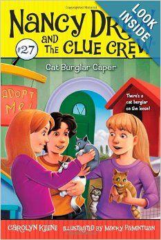 Cat Burglar Caper (Nancy Drew and the Clue Crew): Carolyn Keene, Macky Pamintuan