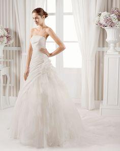 8S168 LIVERPOOL | Wedding Dresses | 2015 Collection | Luna Novias