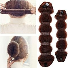 1 Pcs Girl Child Magic Hair Styling Donut Bread Maker Front Twist Hair Clip Diy Donut Hairpin Tool Beauty & Health Braiders