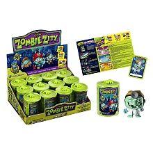 """Zombie Zity baril 1 figurine + 1 carte (modèle aléatoire) - Dracco - Toys""""R""""Us"""