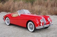 1956 Jaguar Roadster <3