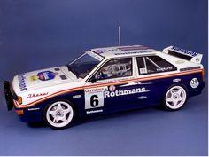 1986 Audi Quattro Rothmans Rallye D'Antibes