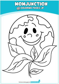 Top 20 Earth Day Coloring Pages For Toddlers Earth Day Information, Earth Day Coloring Pages, Love The Earth, Techno, Children, Kids, Arts And Crafts, Education, Fictional Characters