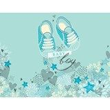 Baby Boy Luxury Card by Lola - Card Cover