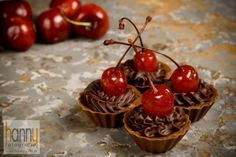 Tartelette de Cereja | Ana Foster Chocolates