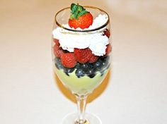 A dessert created by your´s truly!