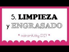 5. CURSO ONLINE APRENDE A COSER A MÁQUINA: LIMPIEZA Y ENGRASADO - YouTube
