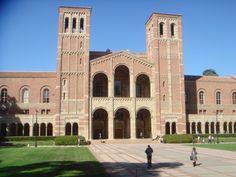 The University of California, Los Angeles, UCLA